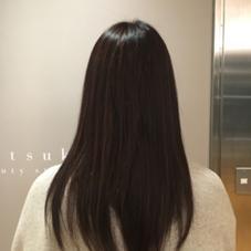 遠藤波津子美容室所属の松村知香