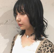 dika hair sendai所属の小野寺加奈