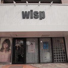 wisp HAIR所属のwispHAIR