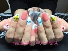 nailsalon &セルフホワイトニング✨princess〜プリンセス〜所属の板川亜矢