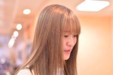 I-HAIR所属の宮崎裕子