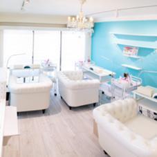 ネイルサロン Alice&Co. 恵比寿店所属のネイルサロンAlice&Co.恵比寿店