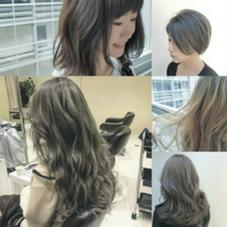 hair salon aider所属のTakahataYuto