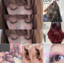 eye beauty salon甲子園口所属のMODEK's甲子園ソタ