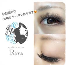 Riva所属のeyelashRiva