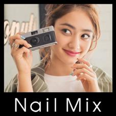 Nail Mix 福岡天神店所属のNail Mix 福岡天神店2