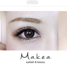 Makea eyelash&beauty所属のmakea eyelash&beauty