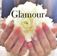glamour所属の福家純子