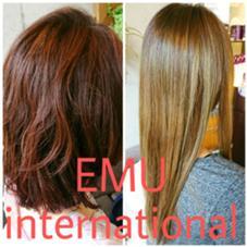 EMU international 本店所属のムラタアユト