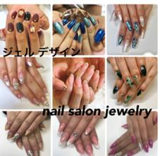 nail所属のnailsalonjewelry