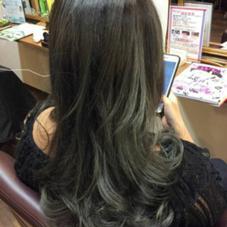 hair design all所属の矢貫美生