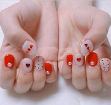 lyly nail所属のYN