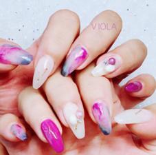 VIOLA所属の林紫乃舞