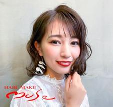HairMakeMUSE自由が丘所属の石村勇太
