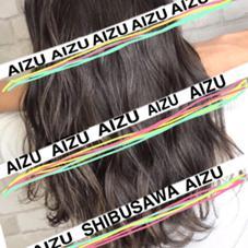 AIZU所属の清野加奈恵