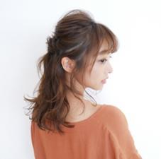 Hair&MakeEARTH四ッ谷店所属の安達邦成