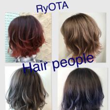 Hair People原宿所属のウチダリョウタ