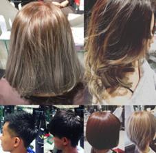 hair &makeEARTH上野店所属の高見祥平