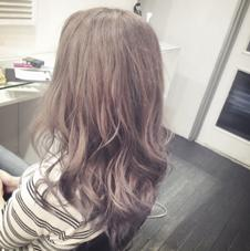 hair&makeEARTHクロスガーデン川崎店所属の齋藤陽菜
