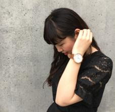 HAIR&MAKEEARTH市ヶ谷店所属の古山智子