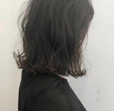 hair &peaceCiel所属の坂口誠人