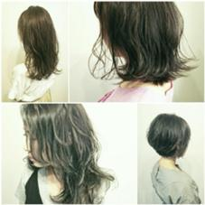 TREAT HAIR DESIGN所属の平松智恵美