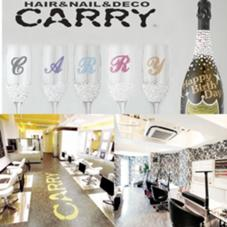carry所属のhairCARRY