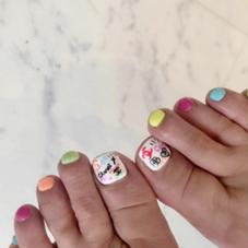 Me nail所属のタケナカナツキ