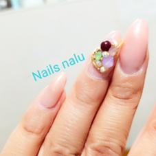 Nails nalū所属の佐藤慶子