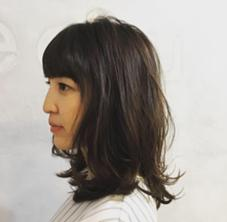 hairmakeecru所属の今泉沙織