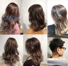 HairSaloncolK所属の新宿colkTATSUO