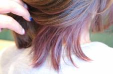 Ami-hair所属の村上春菜