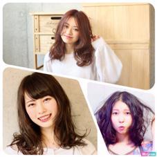 Hair SalonTreacle所属の鈴木謙斗
