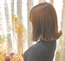 hair&lifedesign lanugo所属の冷田渚