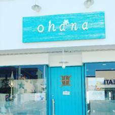 ohana所属のohanahana