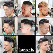 barberb.所属のbarber b.TAKE