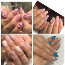 nail  room*moco所属のnail room*moco