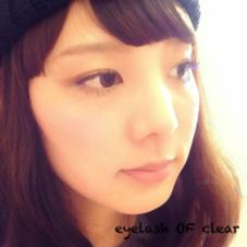 eye lash OF clear 本山店所属の三島 千絵香