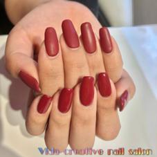 Vidacreative nail salon所属のVida nailsalon