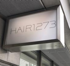 HAIR1273所属の富永星菜
