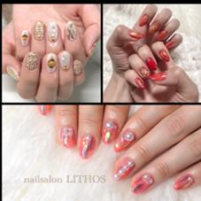 nailsalon  LITHOS所属のNailstMayu