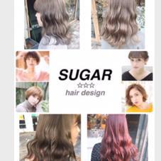 sugarhairdesign所属の佐藤舞子