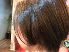 Hair design D.ulu所属の神山安奈