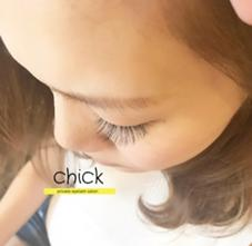 private eyelash salon chick所属の多久島由佳