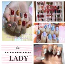 private nailsalon LADY所属の桜田麻菜