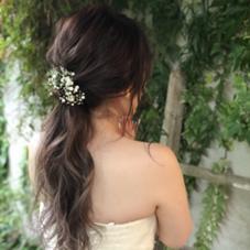 Hair&MakeAzur所属の松下由恵