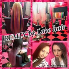 REMIX by Love hair所属の🦄REMIX byLove hair