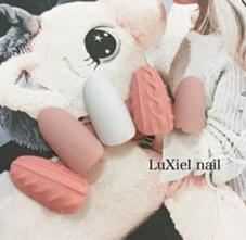 Luxielnail所属のLuxiel博多店Kanae