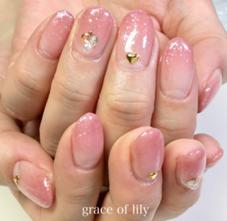grace of lily 本店【グレースオブリリー】所属の杉田(ネイリスト)