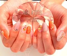 Nail AtelierU-closet所属のNailU-closet